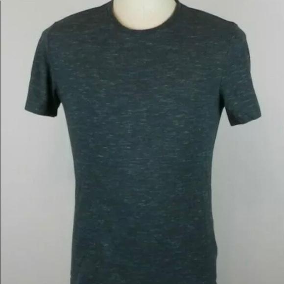 Banana Republic Soft Wash Green T-Shirt Men's Medium